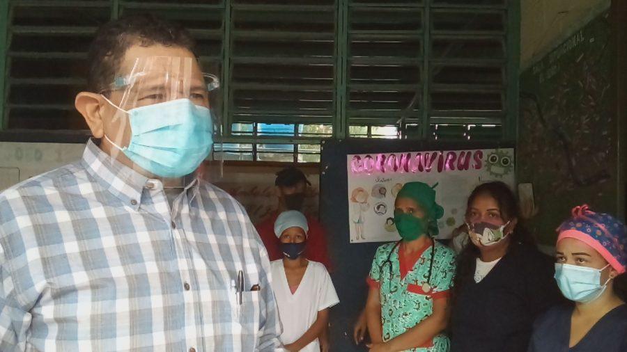 Tratamiento de Ozonoterapia será aplicado en las comunidades