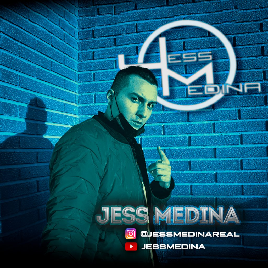 Jess Medina artista polifacético anuncia nuevas producciones musicales en el 2021