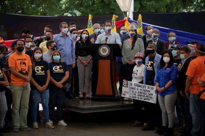 Juan Guaidó: Un acuerdo va a venir de ejercer la mayoría que somos, no mendigamos nada