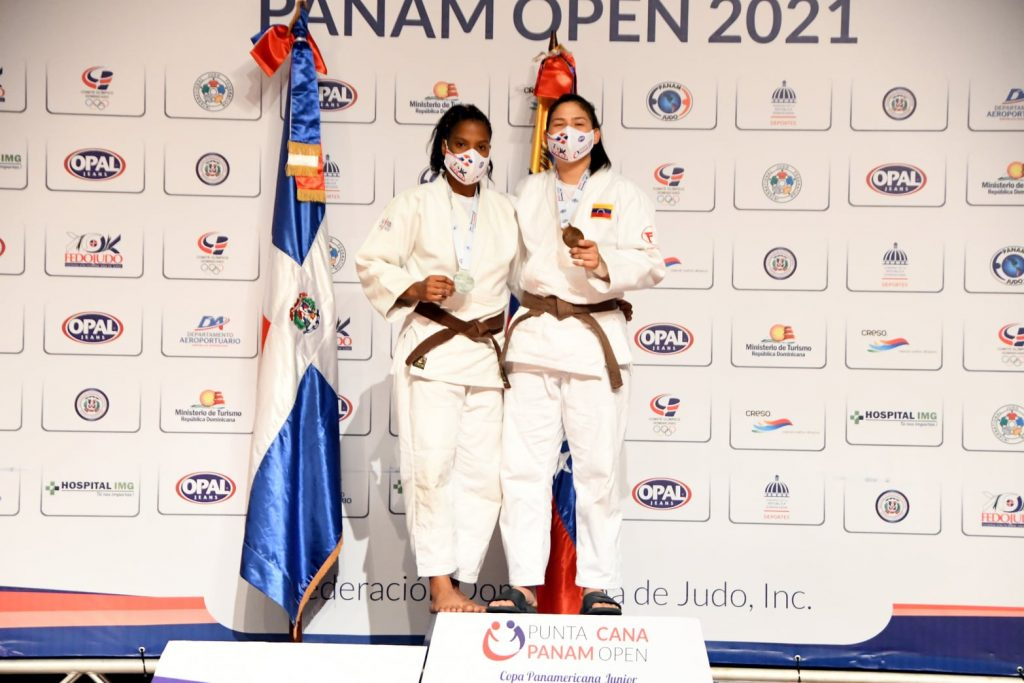 Judo continúa en Guayaquil camino a Cali 2021