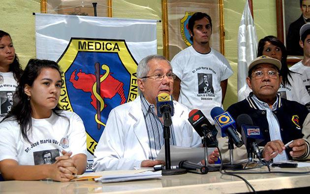 Federación Médica registra muerte de 365 médicos por Covid-19