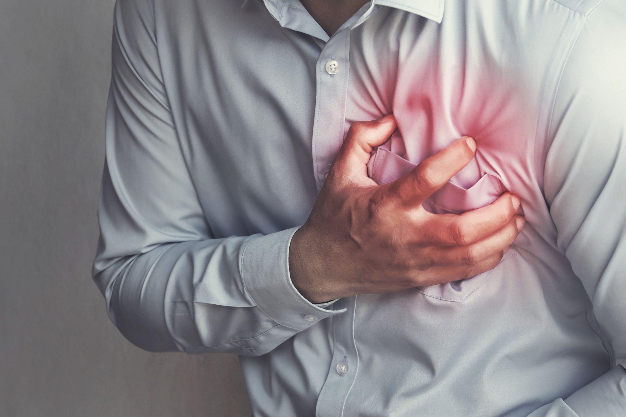 Los síntomas pocos conocidos que pueden avisar de un ataque al corazón