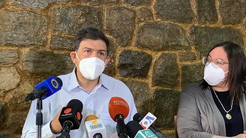 Ocariz propone proceso de legitimación de dirigencia opositora