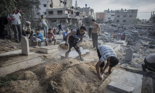 Continúan ataques armados entre Israel y Palestina