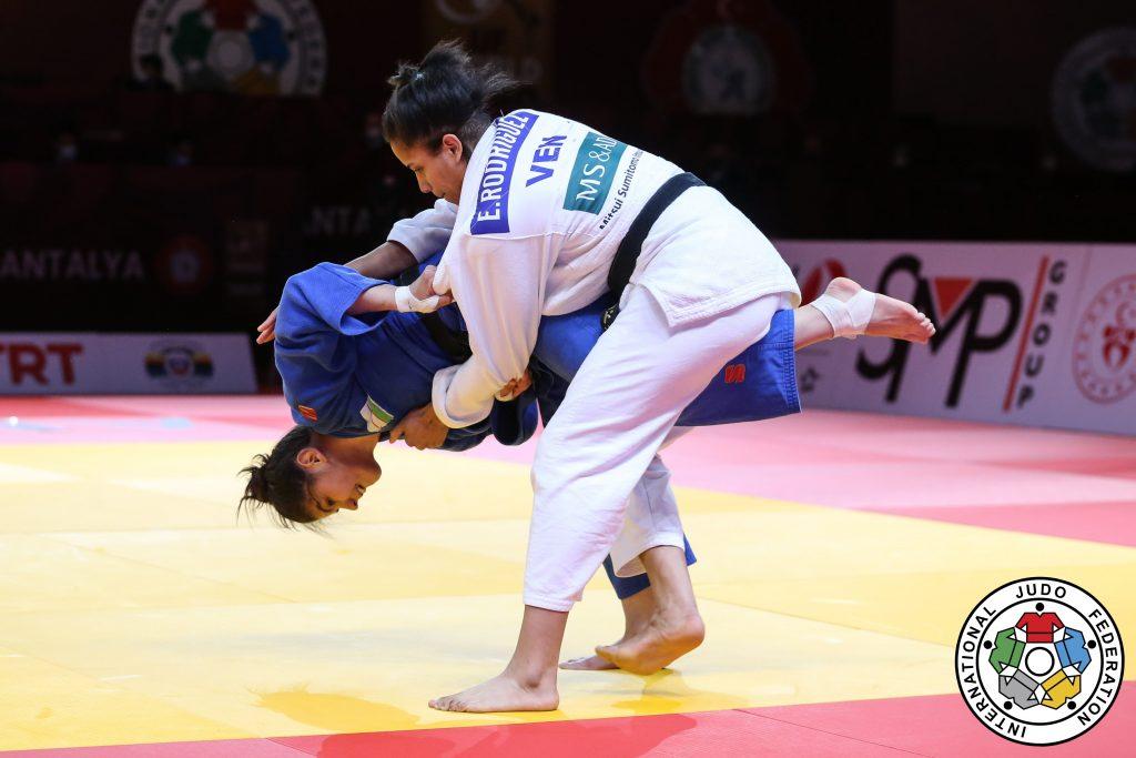 Barrios, Rodríguez y León afrontan Campeonato Mundial de Judo