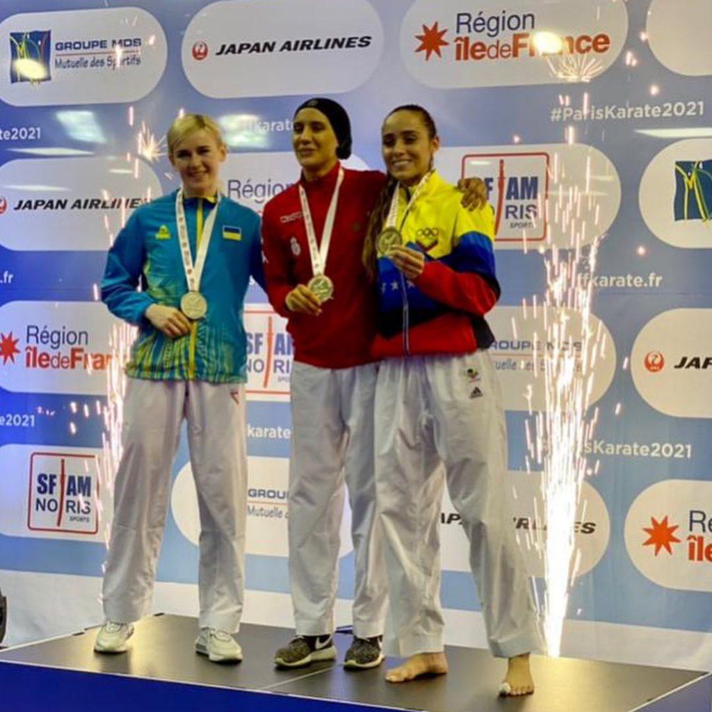 Venezuela: entre los diez países con más clasificados en el karate a Tokyo 2020