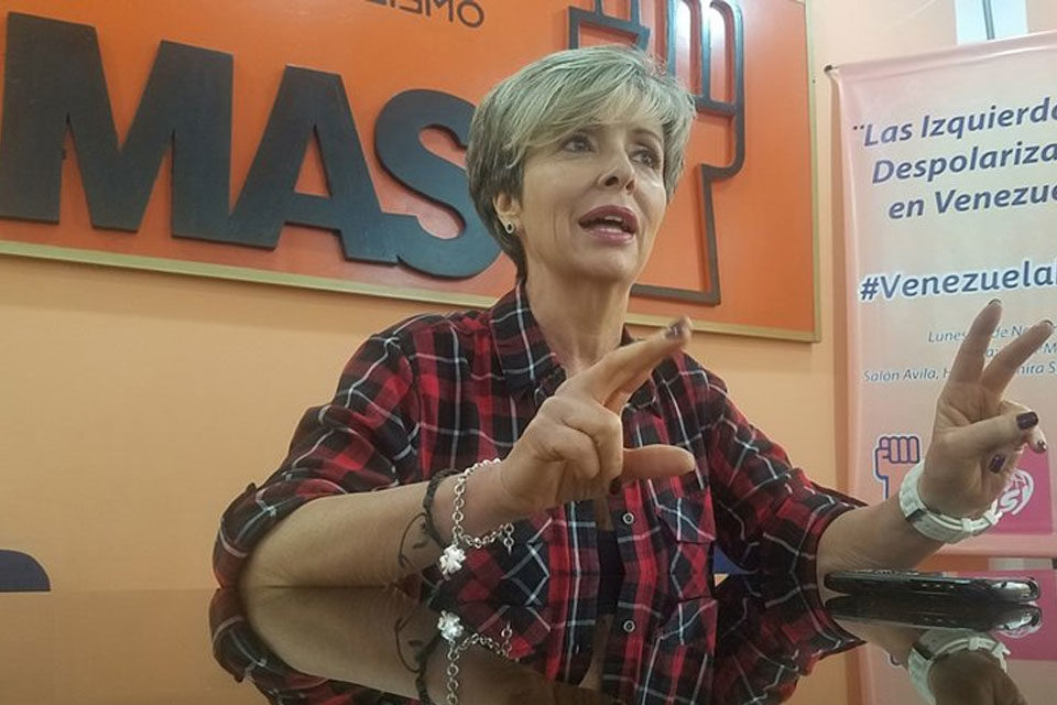 Verdeal: El MAS no ha sido convocado para el diálogo