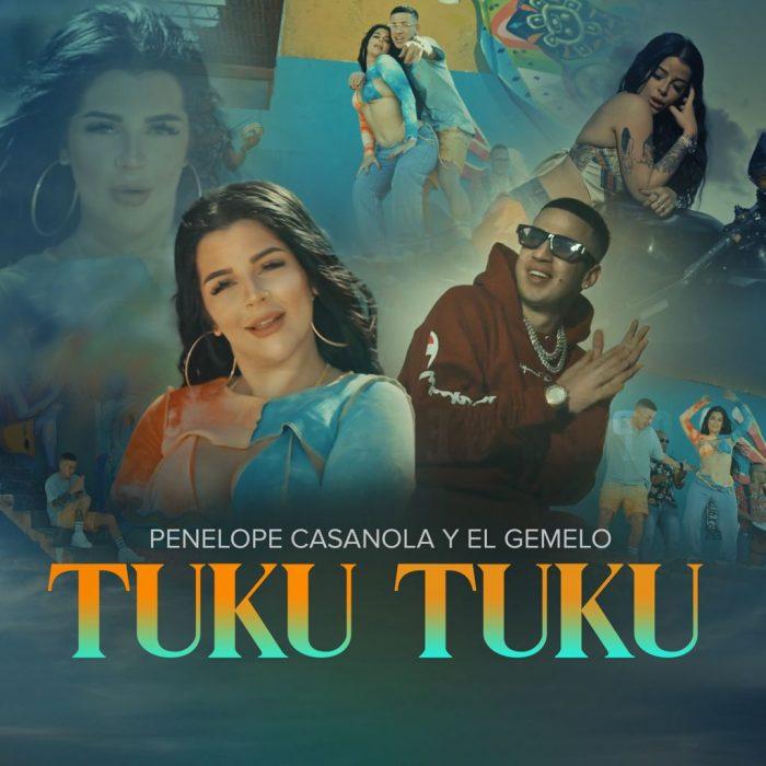 """Penélope Casanola en combinación con El gemelo lanzaron """"Tuku Tuku"""""""