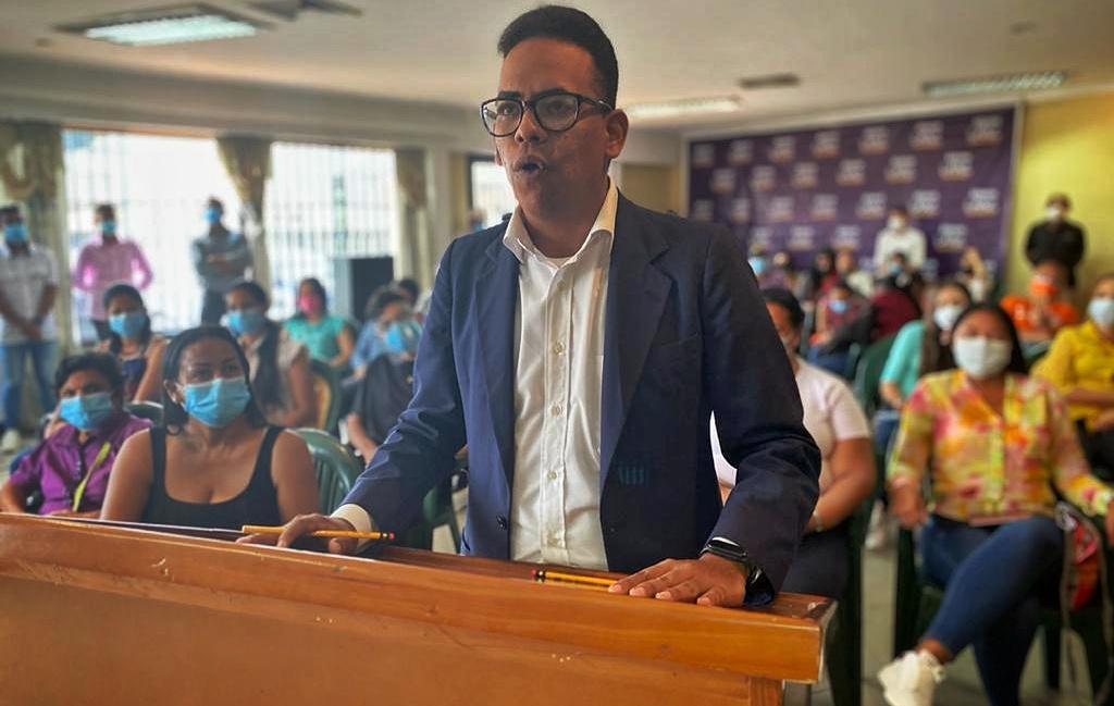 Ecarri anunció candidato del Lápiz en Valle de la Pascua: ¡Seguiremos sembrando educación en el Llano venezolano!