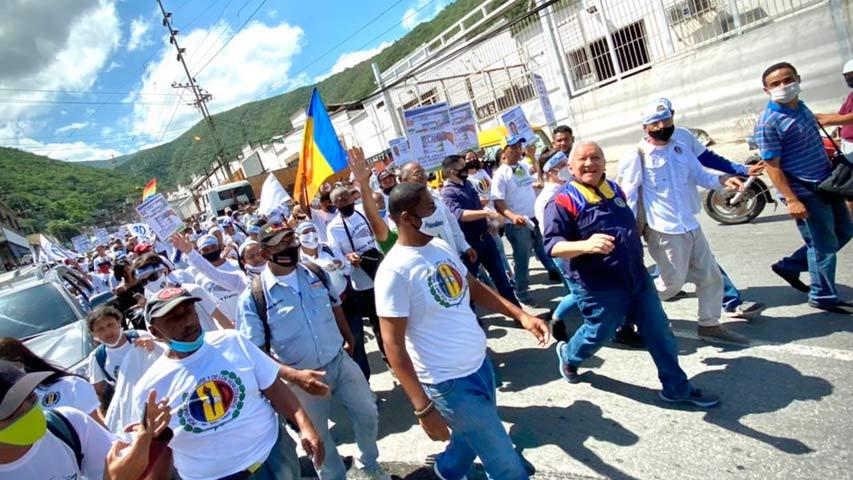 Bernabé Gutiérrez llamó a los partidos de oposición a participar en los comicios