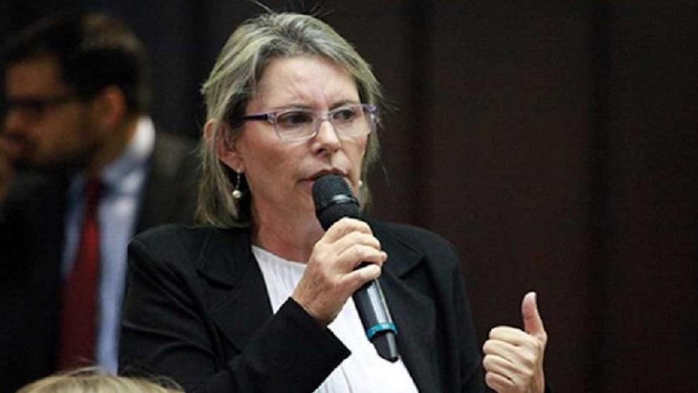 Diputada Lozano: Exigen investigación tras asesinato de mujer que participó en protesta contra el régimen de Maduro