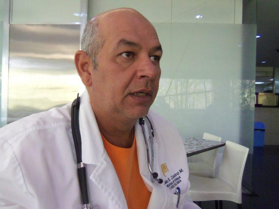Julio Castro sobre eliminar el 7 + 7: La pandemia no está controlada