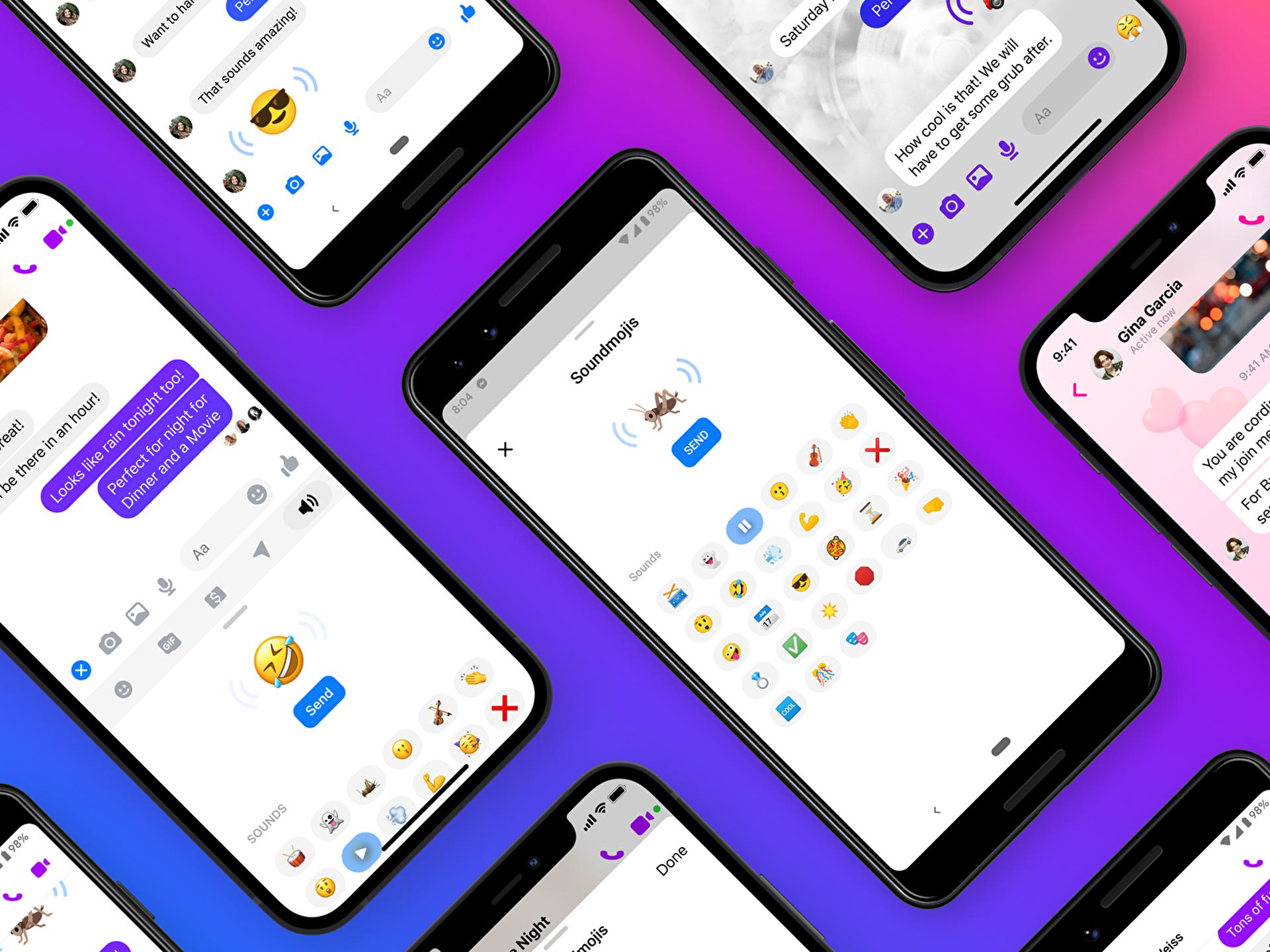 Facebook lanza emojis con sonido: ¿cómo usarlos?