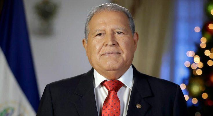 Orden de captura internacional contra el expresidente salvadoreño Sánchez Cerén
