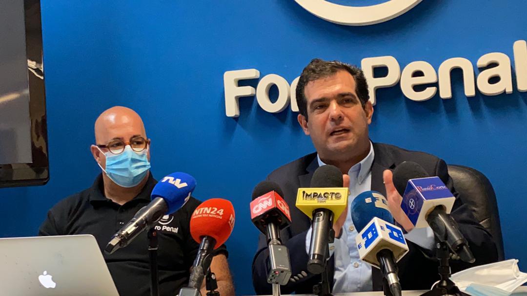 26 excarcelaciones y 3 nuevas detenciones: El Foro Penal actualizó la lista de presos políticos