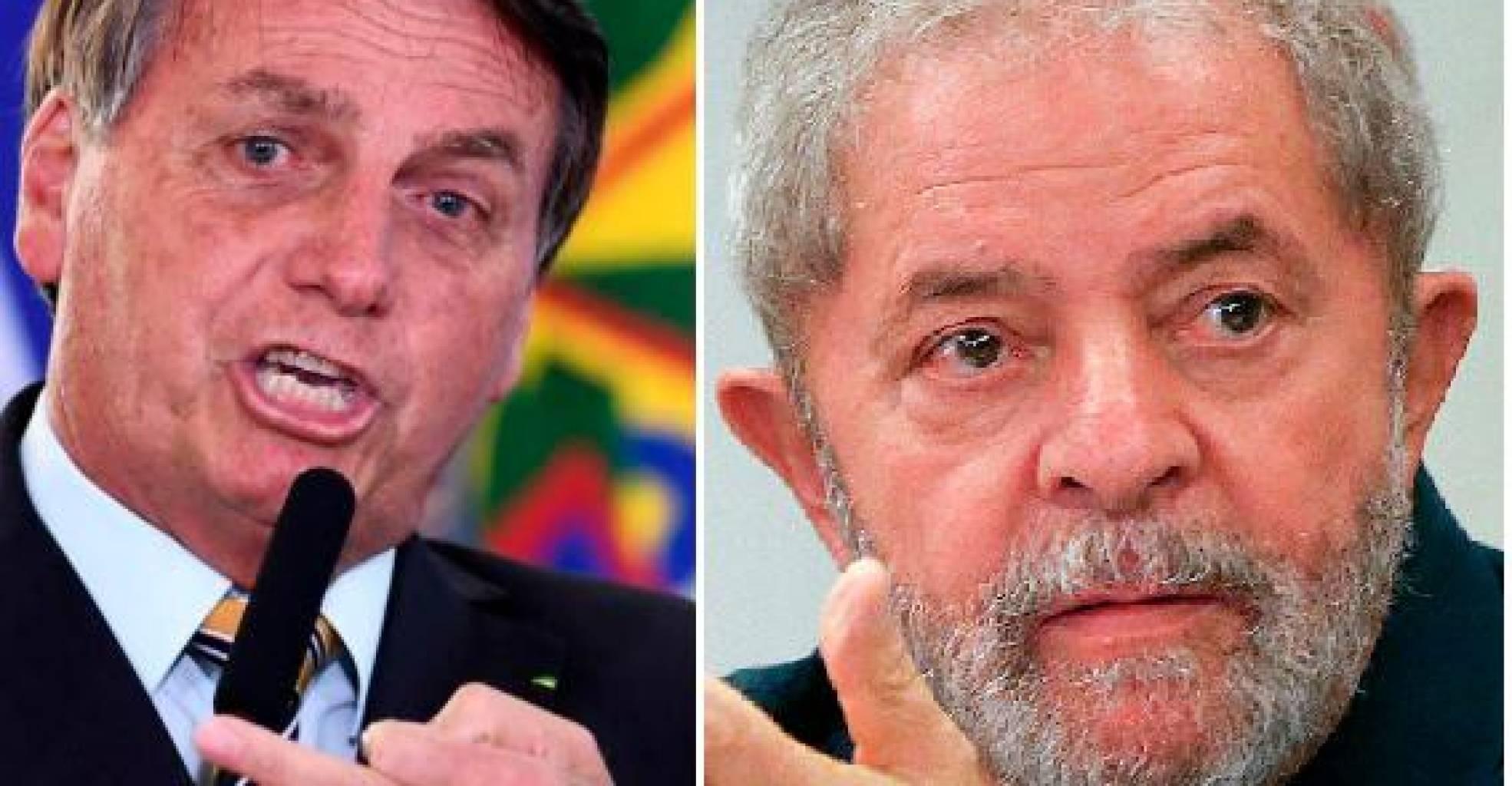 Bolsonaro apoya «movimiento de libertad» en Cuba y Lula condena el bloqueo
