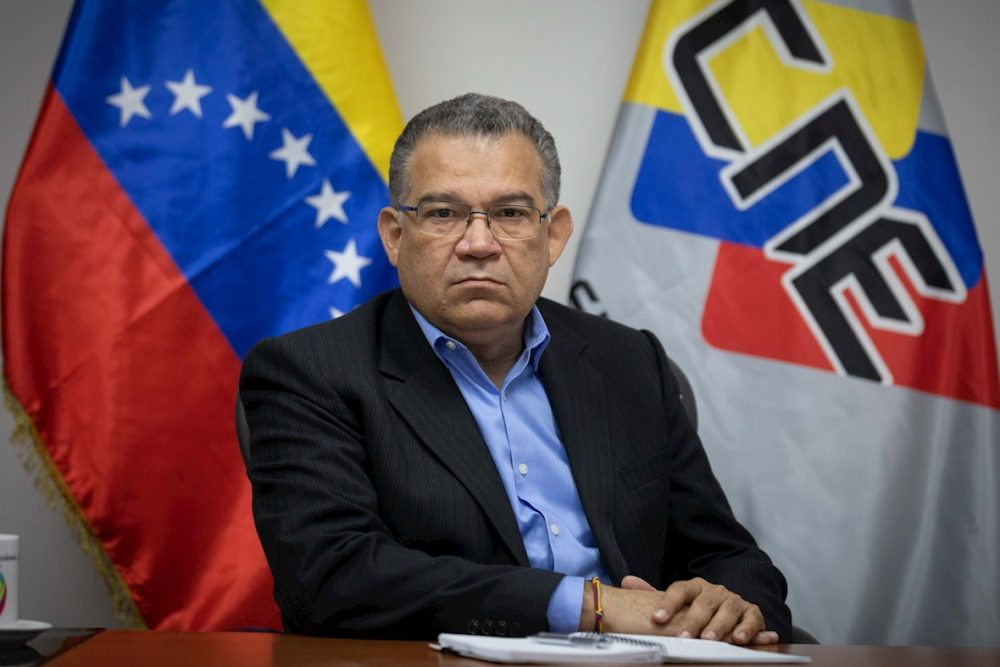 Vicepresidente del CNE: Podría extenderse el lapso de postulaciones a los comicios de noviembre