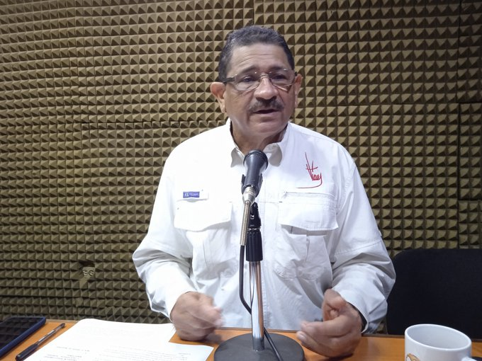 Rector Berroterán: