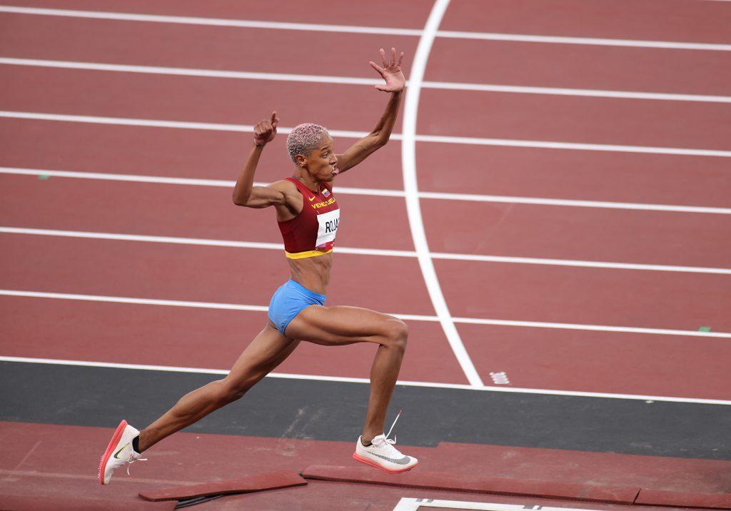 Yulimar Rojas voló directo al olimpo con su oro en Tokyo