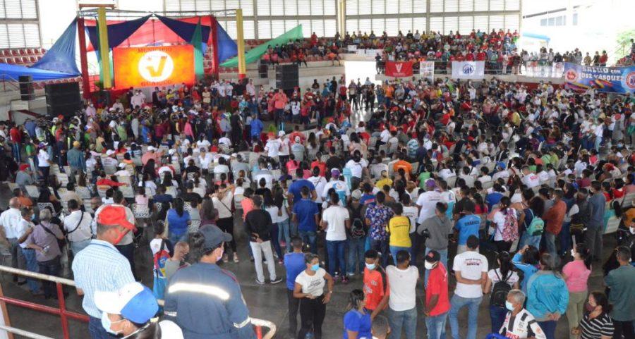 Gobernadores oficialistas que aspiran a la reelección violan normas de campaña para primarias del PSUV