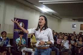 María Corina Machado: El dialogo en México tendrá un resultado insatisfactorio para los venezolanos