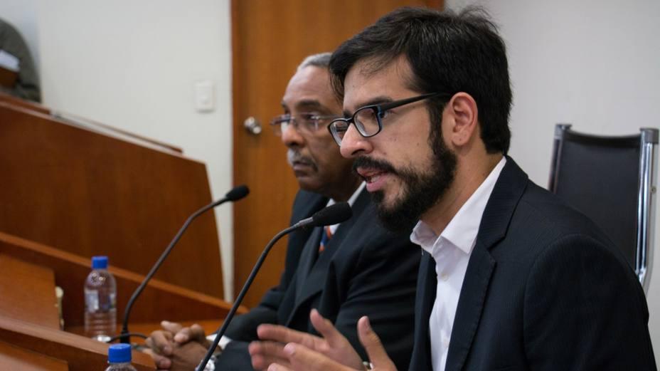 Miguel Pizarro a propósito de la Asamblea 76 de la ONU: Venezuela sigue en crisis