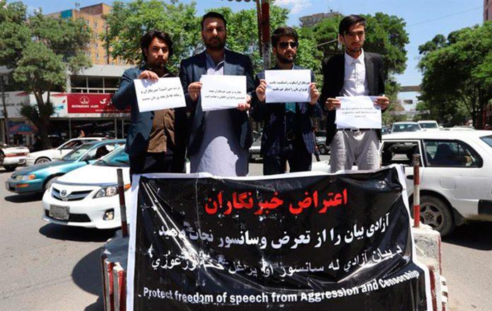 Las torturas de los talibanes a periodistas disparan la alarma en Afganistán