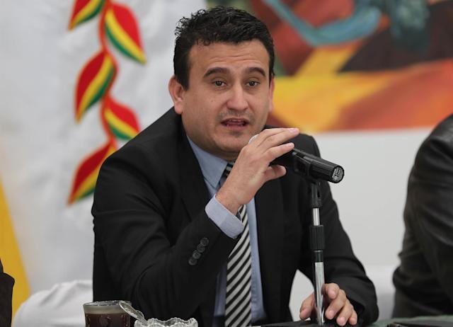 La Justicia de Bolivia dicta otros seis meses de prisión provisional para el exministro de Áñez Rodrigo Guzmán