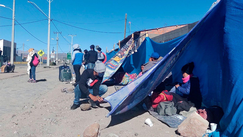 Organizaciones en Chile exigen al Gobierno cambios en la política migratoria