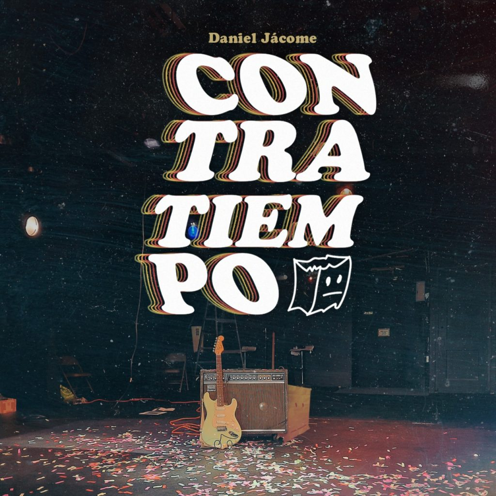 El cantautor panameño Daniel Jácome le canta a las adversidades en 'Contratiempo'