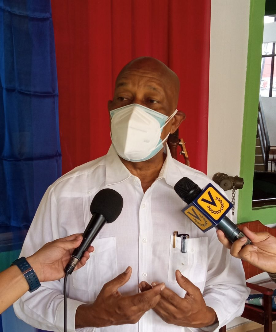 Douglas González propone creación de un ente que atienda la problemática del agua potable en San Juan de los Morros