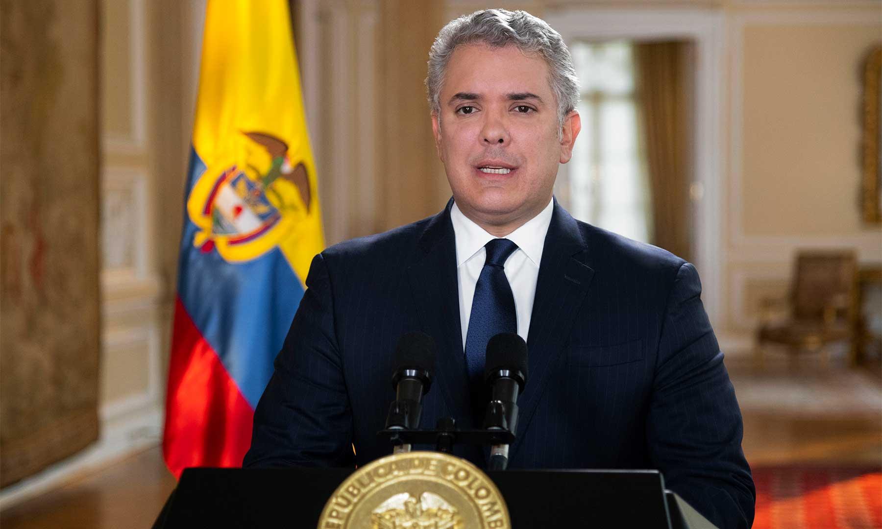 Duque: Soy escéptico respecto a las negociaciones sobre Venezuela