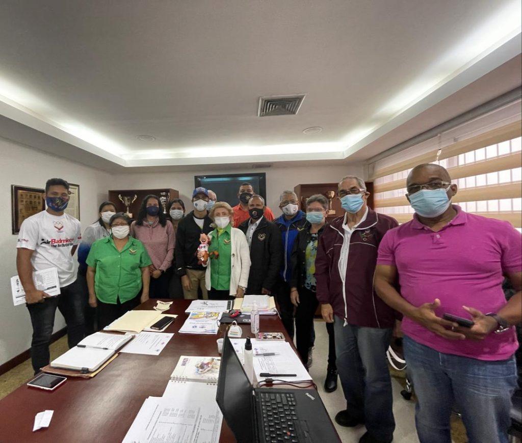 COV recibió 24 federaciones rumbo a Cali – Valle 2021