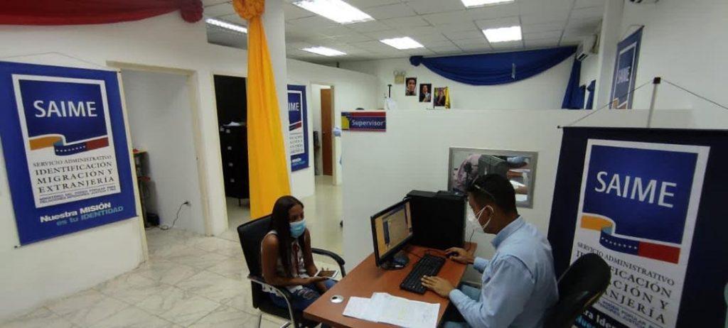 En Guárico: Saime inaugura oficina en Zaraza
