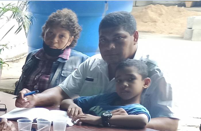 Junior Paradas: Desmintió las cifras del balance de siembra de cereales del ciclo invierno en Guárico