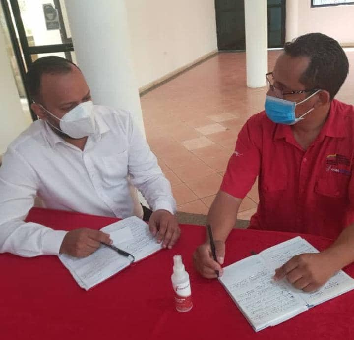 Unerg estableció alianza comercial con la Red de Farmacias Públicas Farmapatria