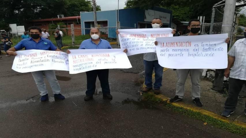 Denuncian mala alimentación de los pacientes en hospital de Guárico