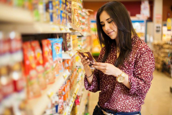 El etiquetado con colores impulsa compras saludables