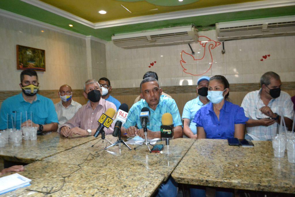 Candidato opositor Giovanni Salazar reafirma su compromiso de recuperar al Guárico