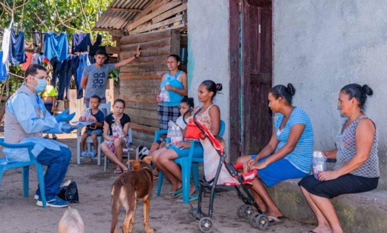 La pandemia redujo a más de la mitad los ingresos de las familias indígenas